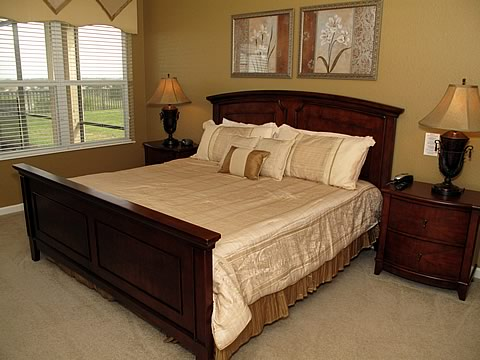 Global Homes Master Bedrooms