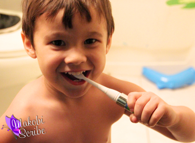 Kill germs on toothbrush