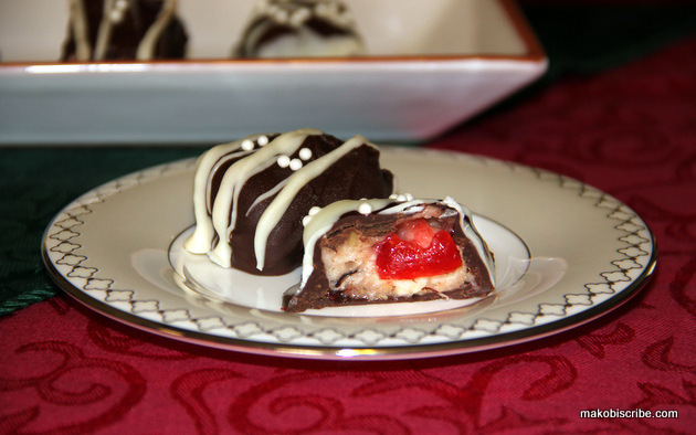 Chocolate Covered Nougat Candy Recipe
