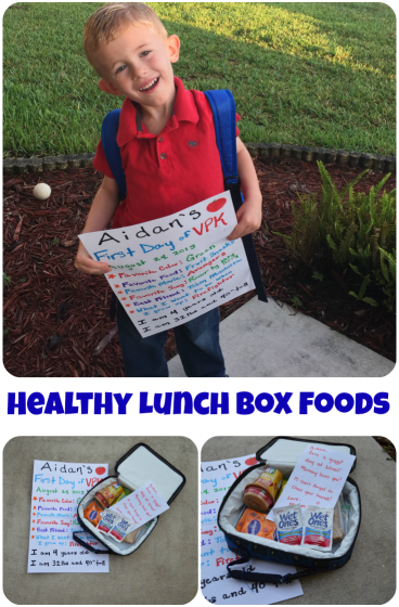 5 Healthy Kid Approved Lunch Box Foods
