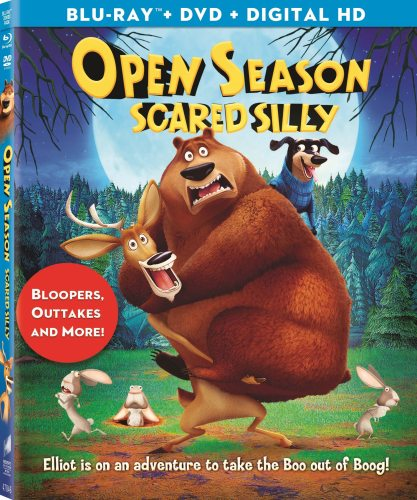 666710_OPEN SEASON- SCARED SILLY %5bSTUDIO%5dBDDVD-23D Pack Shot - Outersleeve