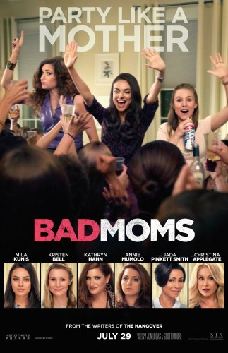 BadMoms-Official Poster