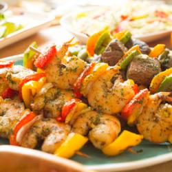 Fresh From Florida Recipes Shrimp and Sweet Peppers