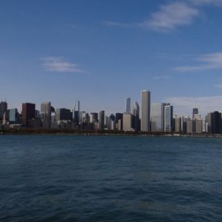 Chicago Skyline home