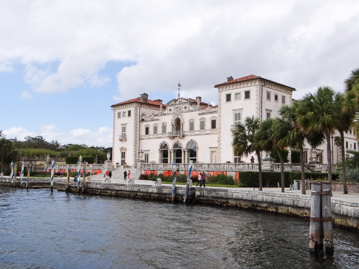 Vizcaya Musem and Gardens