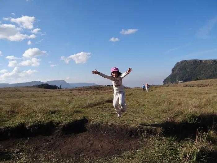 viagem no brasil com crianças