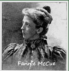 Fannie McCue