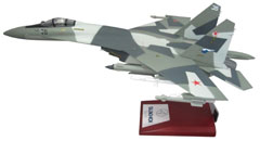 Aircraft Model Sukhoi-30 Scale 1:48