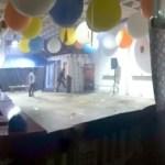 La Policía Local interviene una fiesta ilegal y clausura una nave en Son Oms utilizada como discoteca