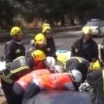 Muere un hombre de 47 años en Muro tras caerle dos palets encima