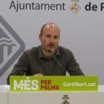 Acusan, con datos de Hacienda, a Isern de aumentar la deuda de Palma en 152 millones de euros