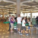 Los turistas extranjeros gastaron un 10% más entre enero y abril