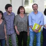 PSOE, Més y Podemos confían en reconducir el Pacte en las próximas horas
