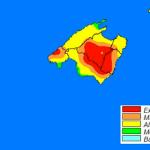 Mallorca se pone este domingo a 37 grados
