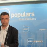 Miquel Vidal será el presidente interino del PP balear