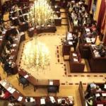 El nivel 33 y la ecotasa, a debate en el Parlament
