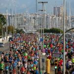 Palma acoge otra maratón en plena polémica de las pruebas deportivas