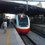 Tren y Metro, gratis con motivo del Día sin coches