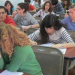 El Govern ha organizado 7 talleres de catalán para más de 100 alumnos extranjeros