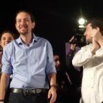 20D: Pablo Iglesias participa en un mitin ante unas 5.000 personas que llenan el Palma Arena