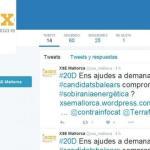 20D. Se inicia en Twitter una campaña para instar a los candidatos a comprometerse con la soberanía energética