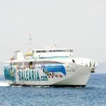 Baleària ampliará las conexiones entre Alcúdia y Ciutadella este invierno