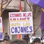 La Infanta Cristina continuará en el banquillo de los acusados