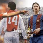 """""""Cruyff es una pieza clave en la historia del Barça"""""""