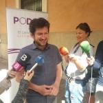 """Podemos pide la dimisión de Gijón y que gente del PP empiece a """"hablar"""""""