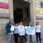'Al Molinar, Port Petit' envía 20.000 firmas al Ministerio de Medio Ambiente