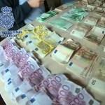 La Policía encuentra 25 mil euros procedentes del narcotráfico en una finca de Palma