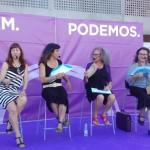 Teresa Rodríguez, aperitivo de Pablo Iglesias