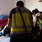 La Policía desarticula un grupo que explotaba sexualmente a mujeres en Palma