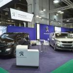 Peugeot presenta el nuevo Expert y el concept Traveller iLab en el Salón Internacional de Logística de Barcelona
