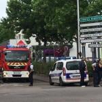Los dos secuestradores de una iglesia al norte de Francia y un rehén fallecidos