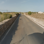 Muere un motorista de 18 años en la carretera de Ses Salines-Colònia de Sant Jordi