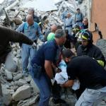 Elevan a 247 la cifra de fallecidos por el terremoto en Italia