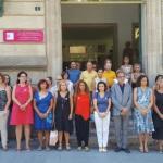 Autoridades de Baleares guardan un minuto de silencio contra la violencia de género
