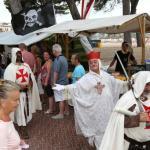 Las festes del rei en Jaume inauguran mercadillo medieval