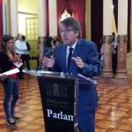 """Ciudadanos considera que el discurso de Armengol """"no aporta nada nuevo"""""""