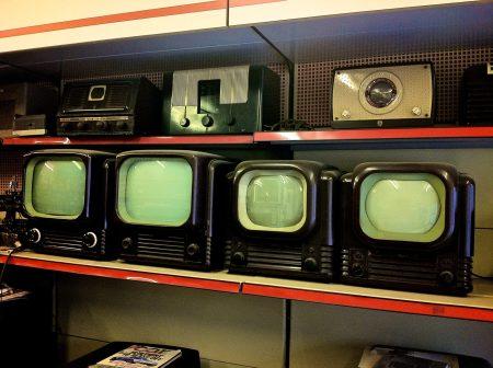 """Bush TVs?"" by John Thornton / foistclub @Flickr"