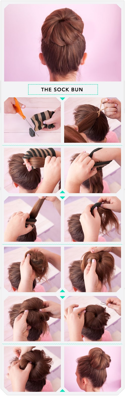 sock-bun-diy-malorie-anne