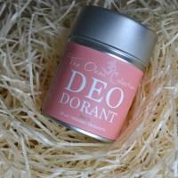 100% natuurlijke deodorant van The Ohm Collection
