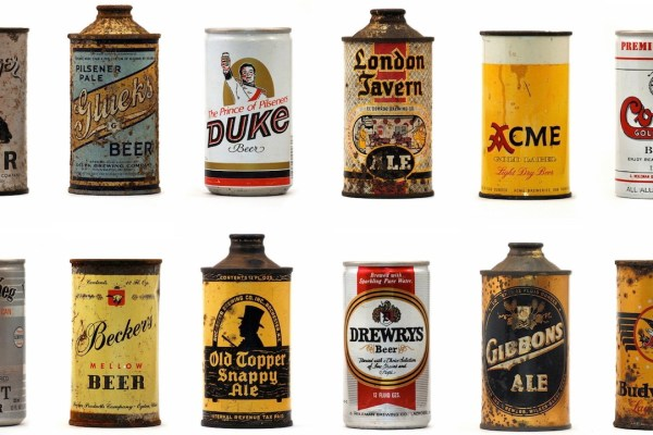 Beer:  A Genuine Collection of Cans by Dan Becker and Lance Wilson