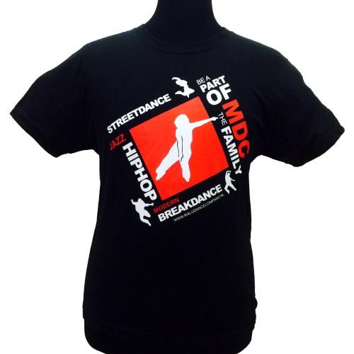 T-shirt Malu Dance Company