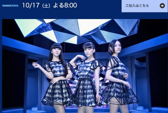 Perfume_Anniversary_10days_2015_PPPPPPPPPP「LIVE_3:5:6:9」|音楽|WOWOW
