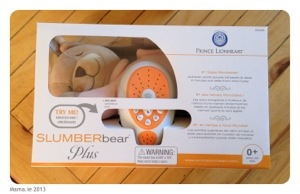 Product Review: Prince Lionheart Slumber Bear