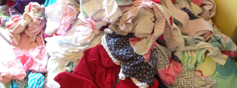 The first KonMari purge
