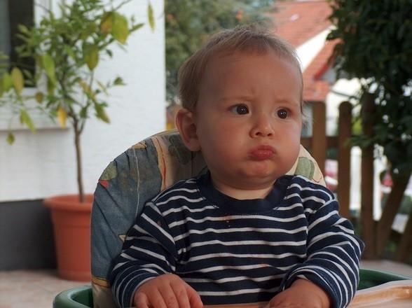 Filho que não come: entenda as causas da perda de apetite