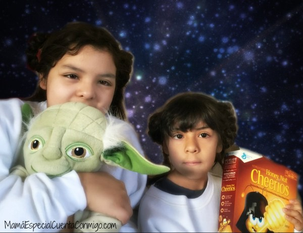 Lala y Lucy Star Wars